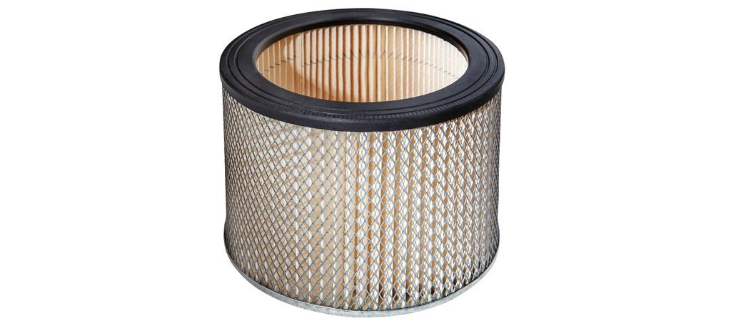 Aschesauger Filter Reinigung